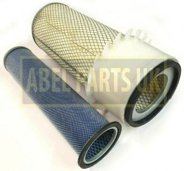 OUTER & INNER AIR FILTERS (PART NO. 32/202601 & 32/202602)
